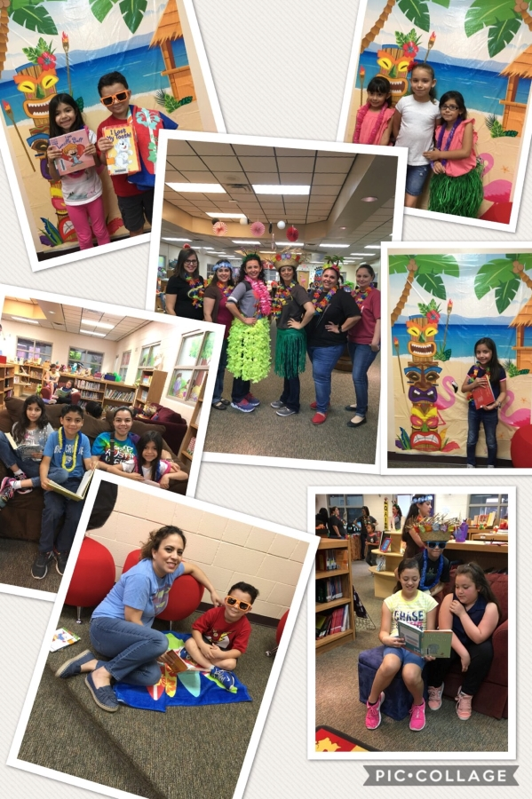 Aloha Family Reading Night