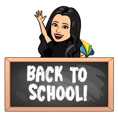 Teacher Bitmoji